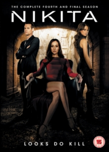 Nikita: The Complete Fourth and Final Season, DVD DVD