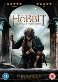The Hobbit: The Battle of the Five Armies, DVD DVD
