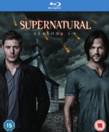 Supernatural: Seasons 1-9, Blu-ray  BluRay