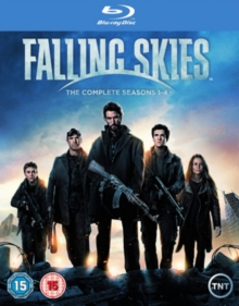 Falling Skies: The Complete Seasons 1-4, Blu-ray BluRay