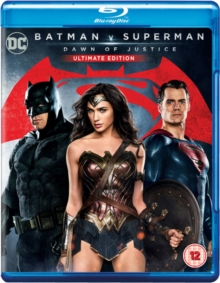 Batman V Superman - Dawn of Justice: Ultimate Edition, Blu-ray BluRay