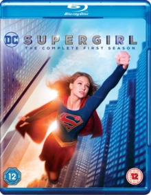 Supergirl: The Complete First Season, Blu-ray BluRay