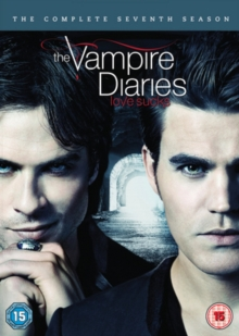 The Vampire Diaries: The Complete Seventh Season, DVD DVD