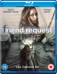 Friend Request, Blu-ray BluRay