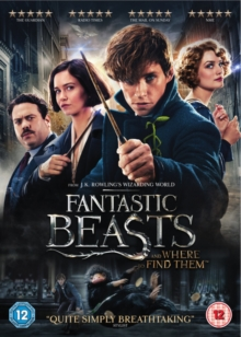 Fantastic Beasts and Where to Find Them, DVD DVD