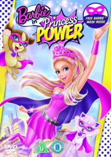 Barbie in Princess Power, DVD  DVD