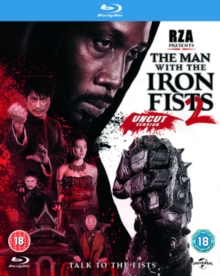 The Man With the Iron Fists 2 - Uncut, Blu-ray BluRay