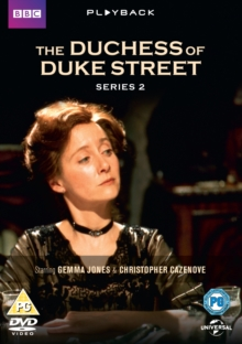 The Duchess of Duke Street: Complete Season 2, DVD DVD