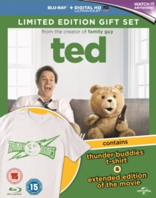 Ted, Blu-ray  BluRay