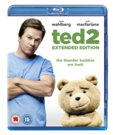 Ted 2 - Extended Edition, Blu-ray  BluRay