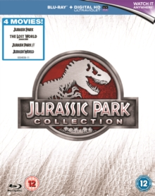 Jurassic Park Collection, Blu-ray  BluRay