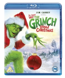 The Grinch, Blu-ray BluRay