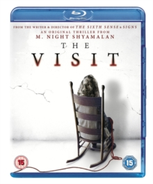 The Visit, Blu-ray BluRay