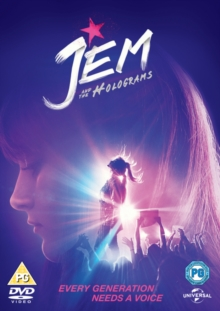 Jem and the Holograms, DVD DVD