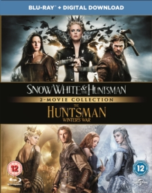 Snow White and the Huntsman/The Huntsman - Winter's War, Blu-ray BluRay