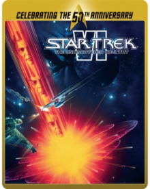 Star Trek 6 - The Undiscovered Country, Blu-ray BluRay