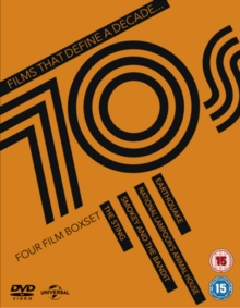 Films That Define a Decade: '70s, DVD DVD