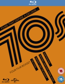 Films That Define a Decade: '70s, Blu-ray BluRay