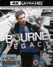 The Bourne Legacy, Blu-ray BluRay