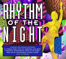 Rhythm of the Night, CD / Album Cd