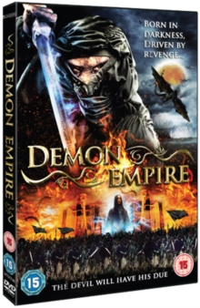 Demon Empire, DVD  DVD