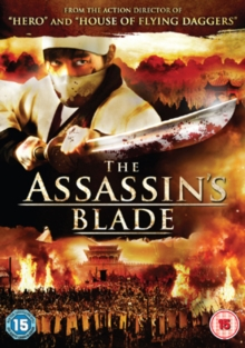 The Assassin's Blade, DVD DVD