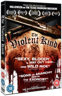The Violent Kind, DVD DVD