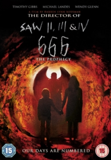 666: The Prophecy, DVD  DVD
