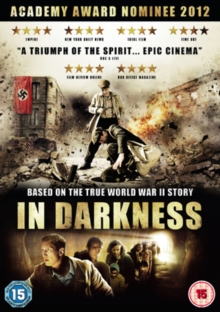 In Darkness, DVD  DVD