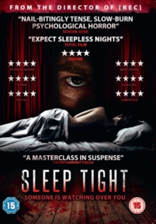 Sleep Tight, DVD  DVD