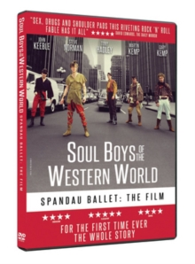 Soul Boys of the Western World, DVD  DVD
