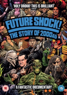 Future Shock! The Story of 2000AD, DVD  DVD