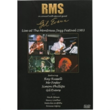 RMS in Concert With Special Guest Gil Evans, DVD  DVD