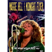 Maggie Bell and Midnight Flyer: Live in Montreux 1981, DVD  DVD