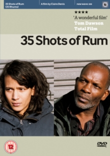 35 Shots of Rum, DVD  DVD