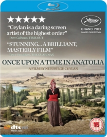 Once Upon a Time in Anatolia, Blu-ray  BluRay