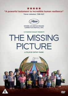The Missing Picture, DVD DVD