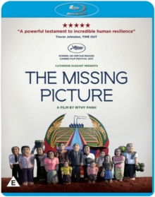 The Missing Picture, Blu-ray BluRay