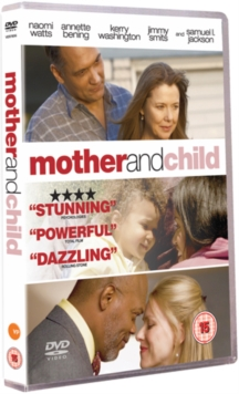 Mother and Child, DVD  DVD