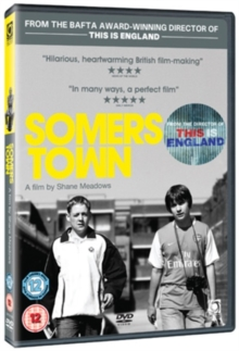 Somers Town, DVD  DVD