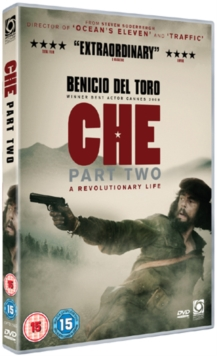 Che: Part Two, DVD  DVD