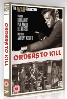 Orders to Kill, DVD  DVD