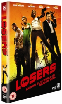 The Losers, DVD DVD