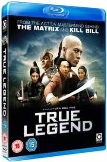 True Legend, Blu-ray  BluRay