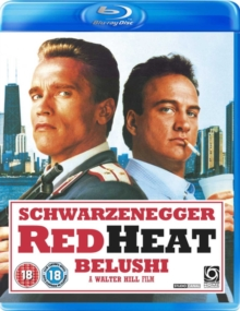 Red Heat, Blu-ray  BluRay