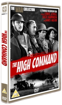 The High Command, DVD DVD