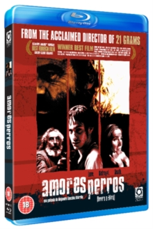 Amores Perros, Blu-ray  BluRay