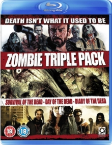 Zombie Collection, Blu-ray  BluRay