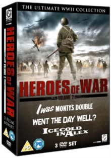 Heroes of War Collection: Volume 2, DVD  DVD