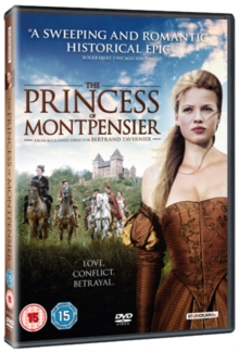 The Princess of Montpensier, Blu-ray BluRay